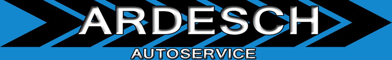 Ardesch Autoservice Logo